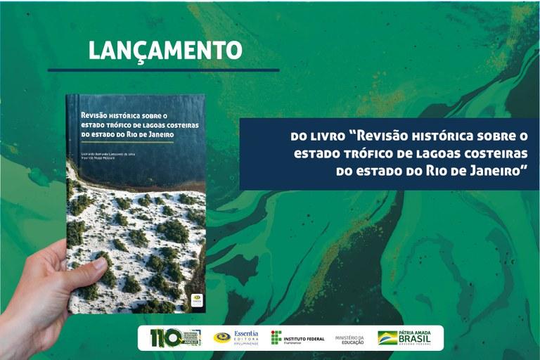 Essentia Editora lança obra do edital de apoio à publicação de livros impressos