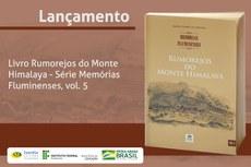 Essentia Editora lançará o quinto livro da série Memórias Fluminenses