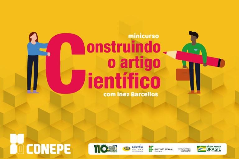 Essentia Editora ofertará minicurso sobre produção de artigo científico no VI Conepe