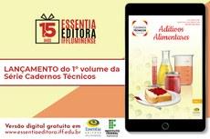 Lançamento do 1º volume da Série de Cadernos Técnicos