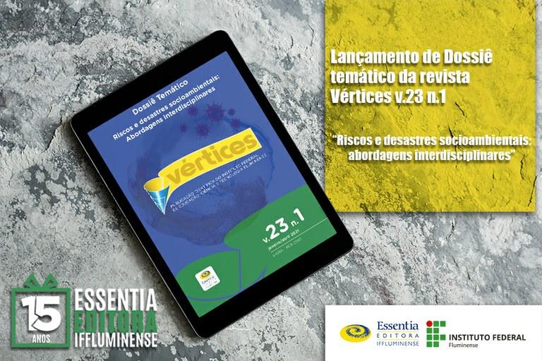Essentia Editora realiza evento pelo IFFTube como parte das comemorações pelos seus 15 anos