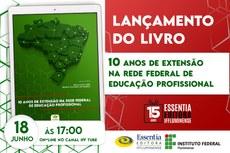 O evento será transmitido pelo canal do IFF no YouTube, IFFTube (Arte: Essentia Editora)