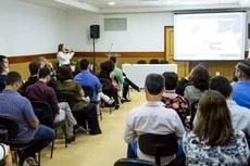 Foram compartilhados projetos da temática de Inclusão, Políticas e Assistência Estudantil (Fotos:Rodrigo Fonseca - Ifam)