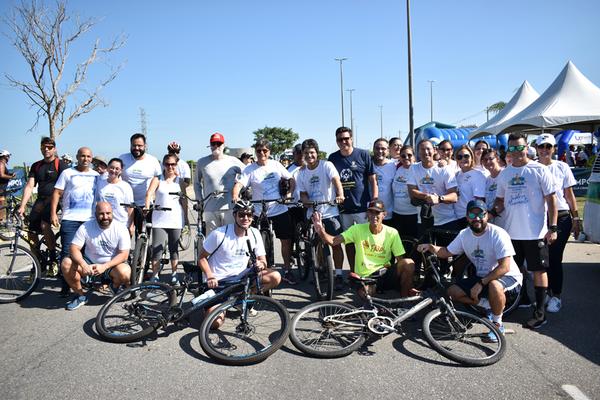 Fidesc promove Passeio Ciclístico no Dia Mundial da Saúde