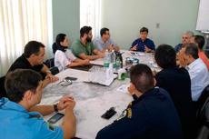 Reunião contou com representantes das instituições que compõem o Fidesc (Foto: FMC).
