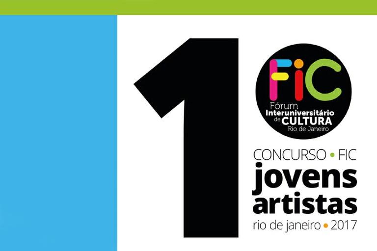 """Fórum Interuniversitário de Cultura promove I Concurso """"FIC – Jovens Artistas do Rio de Janeiro"""""""