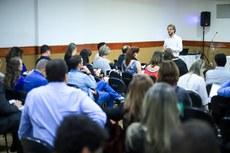 Fórum dos Dirigentes de Ensino durante a Reditec 2018. Foto de Gildo Junior (IFRR)
