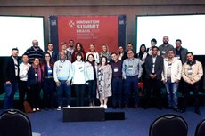 Apoiadores do empreendedorismo na Rede Federal de Educação Profissional, Científica e Tecnológica que participaram do evento Brazil Innovation Summit e elaboraram a carta aberta aos deputados e senadores.
