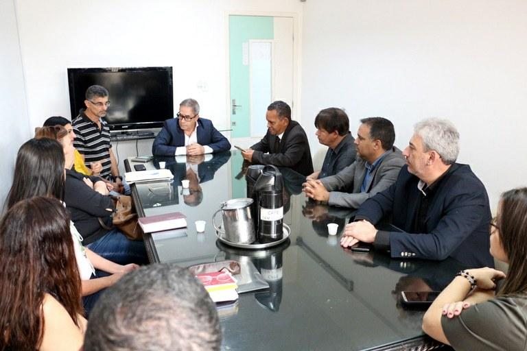 Gestores do IFF se reúnem com Conselho Regional dos Técnicos Industriais do Rio de Janeiro