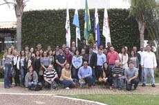 Cerca de 40 gestores da Reitoria e diferentes unidades do IFF participaram da visita