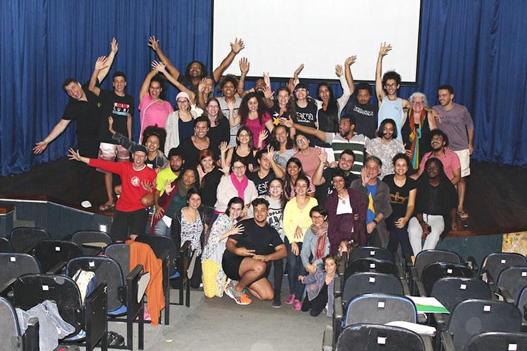 Grupo Galpão realiza Oficina de Teatro no IFFluminense