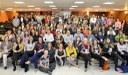 Representantes de 141 instituições de ensino do Brasil credenciadas no Programa.