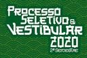 Processo Seletivo 2020 - 2º semestre