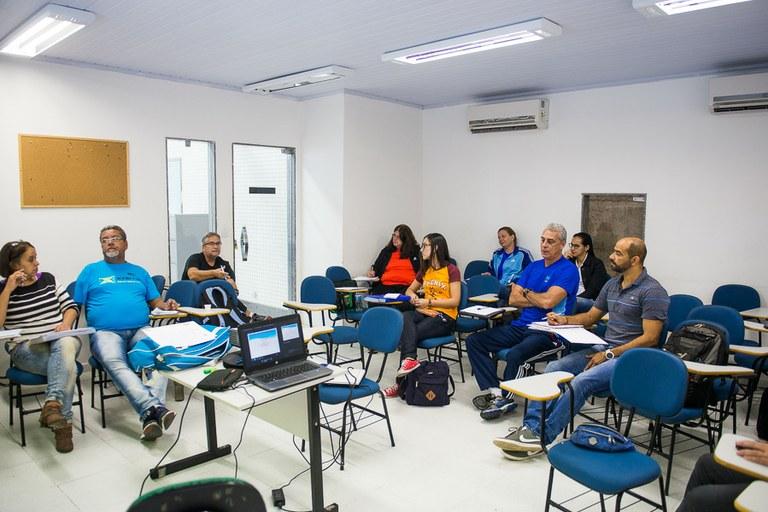 IFF Centro e COP realizam reuniões sobre o 5.º JIF Sudeste