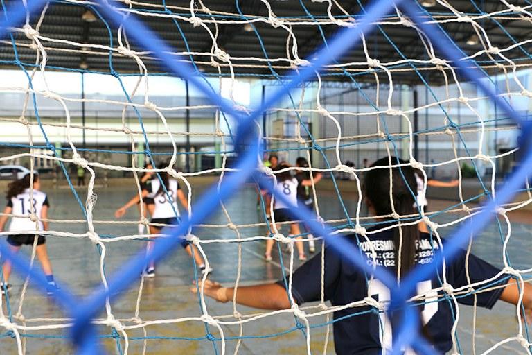 Campus Centro Sediará os Jogos das Instituições Federais de 2017.