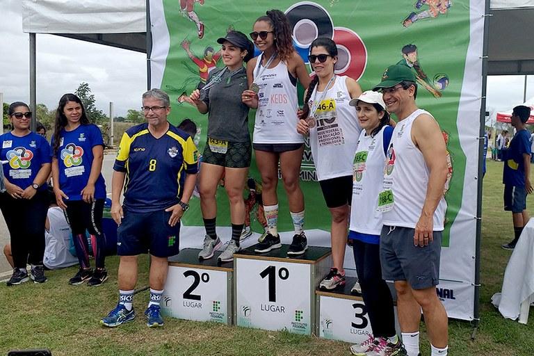 IFF comemora 110 anos de história com corrida de 5 km, em Campos-RJ