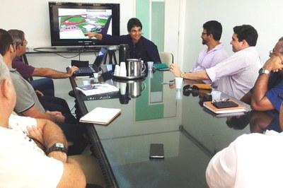 IFF constrói parcerias para a implantação de Complexo Educacional e Esportivo