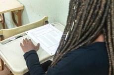 No total, 3.104 candidatos se inscreveram para as provas nas áreas de Bacharelado e Tecnologia e também em Licenciaturas em Línguas Espanhola e Inglesa.