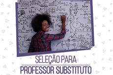 IFF lança edital para contratação de Professor Substituto