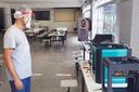 IFF produzirá máscaras com impressão 3D para profissionais da saúde