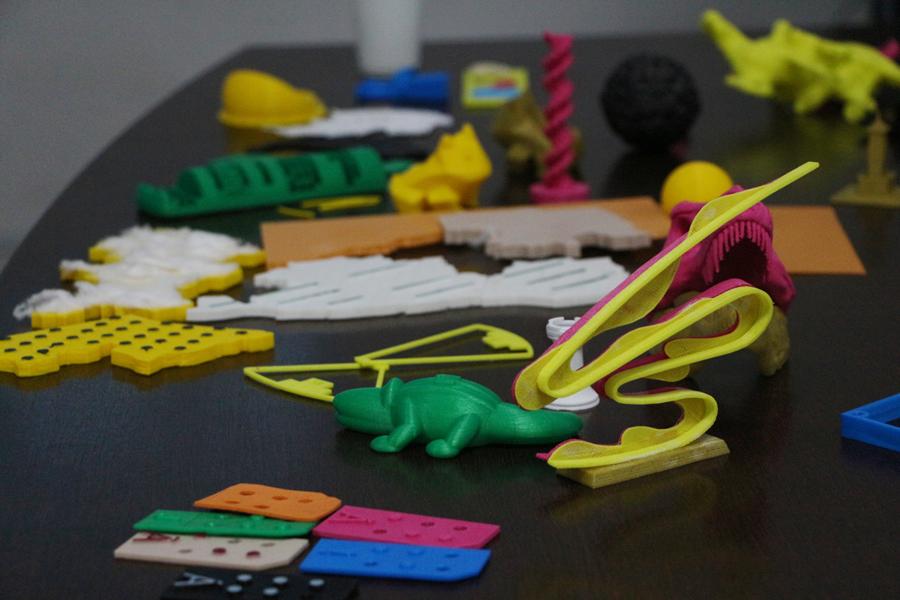 IFF promove minicurso sobre produção de recurso pedagógico com impressão 3D