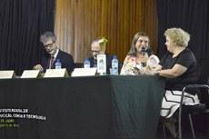 O evento ocorreu no IFRJ.