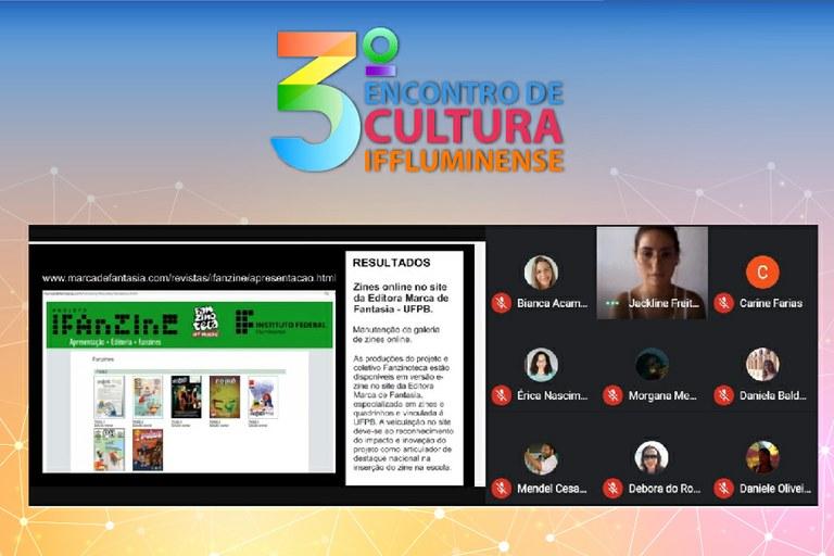 III Encontro de Cultura do IFF contou com dezenas de apresentações