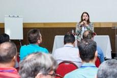 Experiencias Exitosas que integram Ensino, Pesquisa e Extensão foram apresentadas na Mostra (Fotos: Breno Menezes - Ifap)