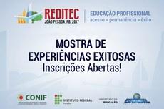 Inscrição para Mostra de Experiências Exitosas começa dia 28 de agosto