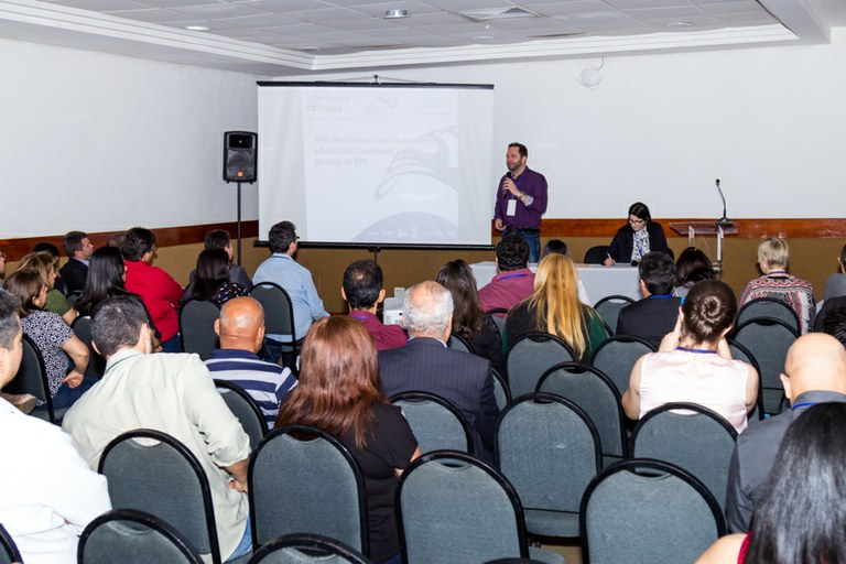 Institutos federais trocam experiências para melhoria do trabalho na rede
