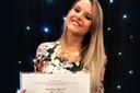 Amanda Bernar, uma das primeiras da rede a obter o diploma francês dentro do Brafitec.