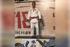O judô conquistou medalha de ouro no individual e o 2.º lugar na classificação geral