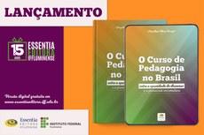 Lançamento faz parte da programação comemorativa dos 15 anos da editora (Arte: Essentia Editora).