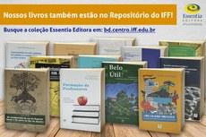 Publicações da Essentia Editora do IFF