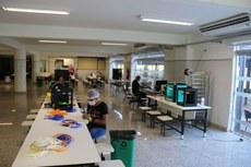 Parque de impressão 3D, montado no Campus Campos Centro.