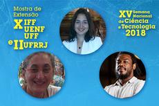 A mesa será composta por Cristianne Mendonça (Emater-RJ), Vanessa Henriques (Prefeitura de Campos e Carlos Humberto (Diáspora Black)
