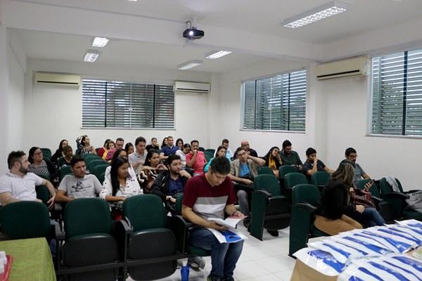 Mestrado Profept tem aula inaugural com lançamento de livro sobre Educação Profissional e Tecnológica