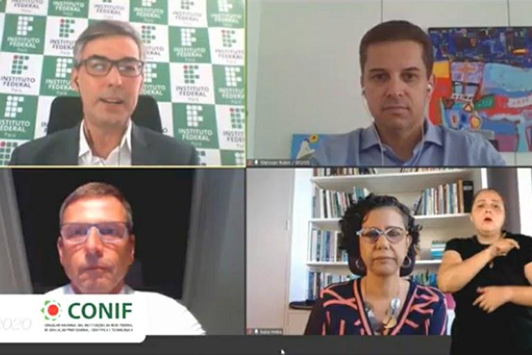 Mundo do trabalho no pós-pandemia é debatido no terceiro dia da Reditec 2020