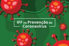 No enfrentamento à Covid-19, IFF divulga orientações aos servidores e estudantes