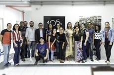 Estiveram presentes representantes dos campi Campos Guarus, Itaperuna, Campos Centro e Quissamã (Foto: Mayhara Barcelos/IFF)
