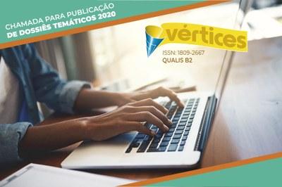 Pesquisadores doutores podem enviar propostas de publicação para a Revista Vértices