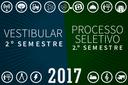 Seleções 2017/2º semestre