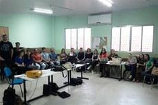 Proena apresenta Plano de Permanência e Êxito aos professores