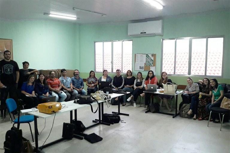Pró-reitoria de Ensino e Aprendizagem realiza reuniões com professores dos campi