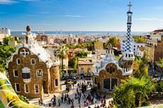 Imagem da cidade de Barcelona, na Espanha