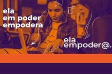 Programa tem como público-alvo startups que tenham mulheres como fundadoras ou co-fundadoras (Imagem: Divulgação Softex)