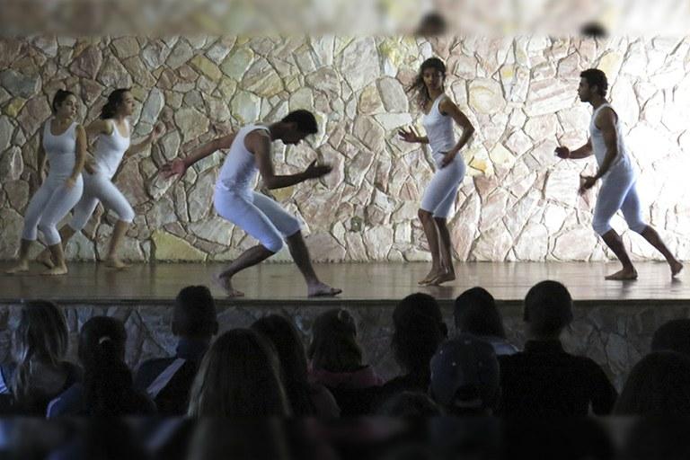 Projeto Corredor Cultural promove Oficina Ritmo Musical, Corpo e Movimento no Campus Guarus