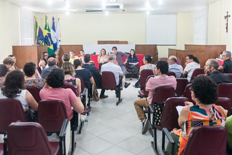 Propostas para melhoria da educação são apresentadas em encontro entre dirigentes do ensino superior de Campos