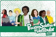 1ª fase Concurso Vestibular 2020/1º semestre