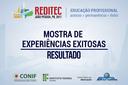 Reditec 2017 divulga selecionados na Mostra de Experiências Exitosas